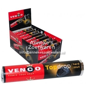 Venco Top Drop ( Lakritz )  per rol