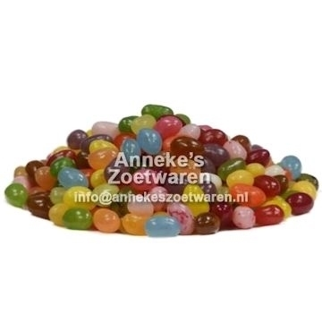 Jelly Beans, Midsize Assorted CCI  per 100 gram