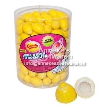 Candy Man, Zure bruis citroentjes