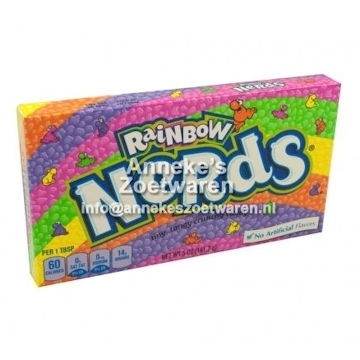 Nerds, Rainbow, Wonka Box