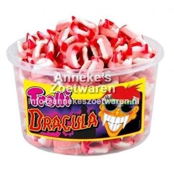 Mini Dracula Zähnen  per stuk