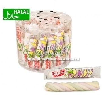 Twisted Mallow 7 Gramm (halal)  per stuk