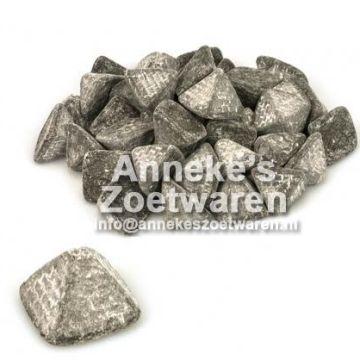 Piramides, zachte zoute drop