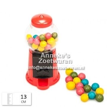 Kauwgumballen automaat