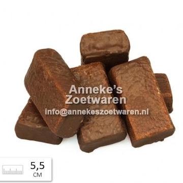 Belgische Schokolade Marshmallows ( Speck)  per 100 gram