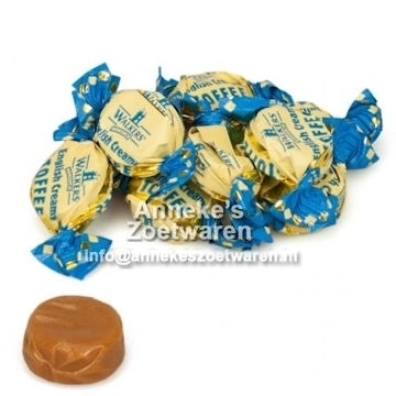 Walkers, English Creamy Toffees