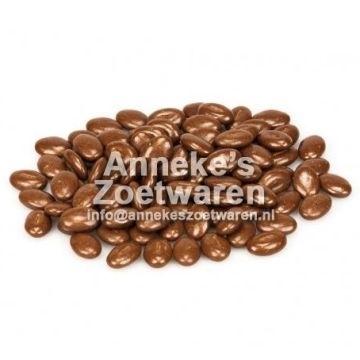 Mokkabohnen Milch Schokolade  per 100 gram