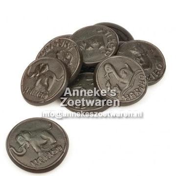 Lakritz-Medaille  per 100 gram