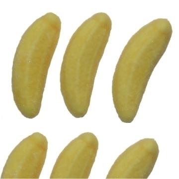Bananen, Schuim