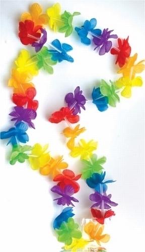 Hawaii-bloemenslinger  per stuk