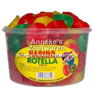 Rotella fruitgum, JoJo  per stuk