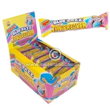 Jawbreaker 5-strip, Blue Razz  per strip