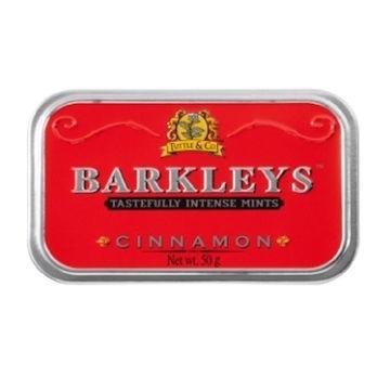 Barkleys Tin, Cinnamon (Zimt)
