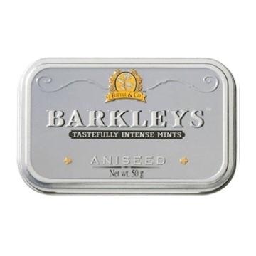 Barkleys Tin, Anis  per doosje