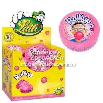 Roll'up gum, Fruit