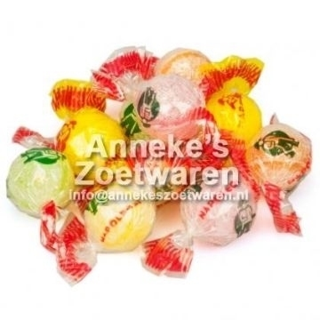 Napoleon, Fruitmix in wikkel  per 100 gram