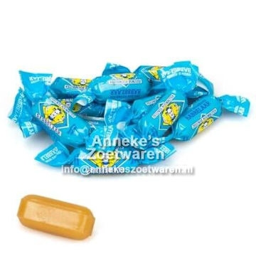 Zahne-Saug-Bonbons, Zeeuwse (gewickelt)  per 100 gram