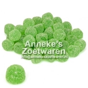 Menthol Grünchen (weiche)  per 500 gram