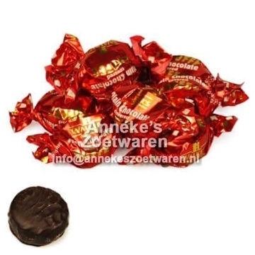 Walkers Eclairs Reiner Schokolat  per 100 gram