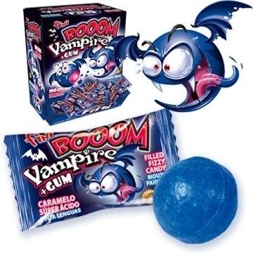 Fini, Gum, Boom Vampire + Gum VPS