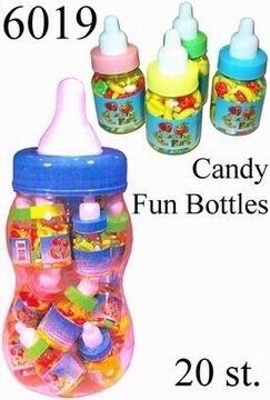 Candy Fun Bottle  per stuk