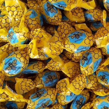 Honig Spezial, Bonbons gefüllt gewickelt  per 100 gram