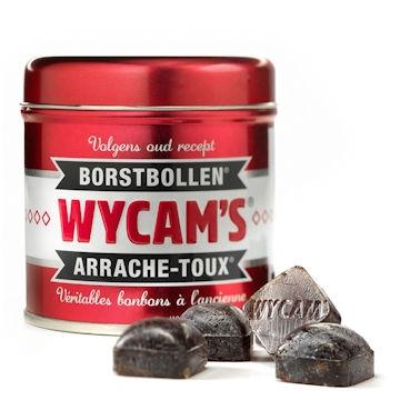 Wycam's® Borstbollen  per stuk