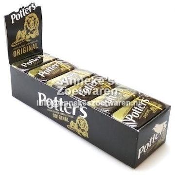 Potter's Original  per doosje