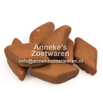 Schokospeck klein, Milchschokolade  per 100 gram