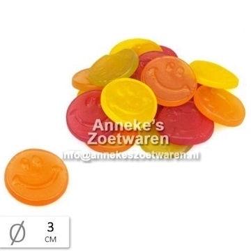 Smiles Mini, Fruchtgummi  per 500 gram