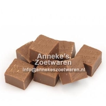 Lonka, Old English Fudge Chocolade  per 100 gram