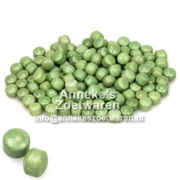 Hot peas, Grüne Erbse
