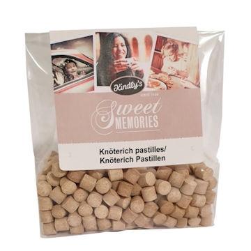 Knöterich pastilles (zoethoutjes) 350 gram  per zakje