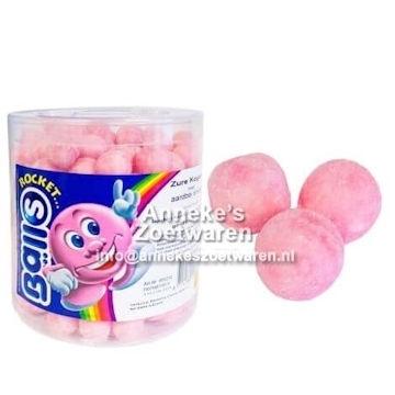 Rocket Balls, Erdbeer