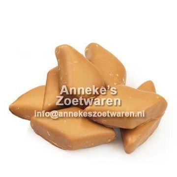 Chocolade Ruitspek Klein, Caramel