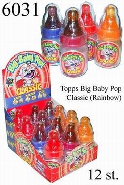 Big Baby Pop Classic zoet  per stuk