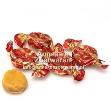 Eclair Trefin met Chocolade  per 100 gram