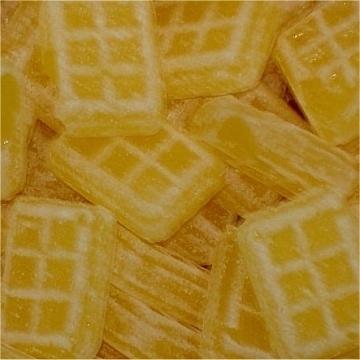 Roomboterwafels  per 200 gram