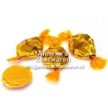 Orfina Trefin Goudtoffee  per 100 gram