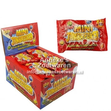 Jawbreakers, Mini  per zakje