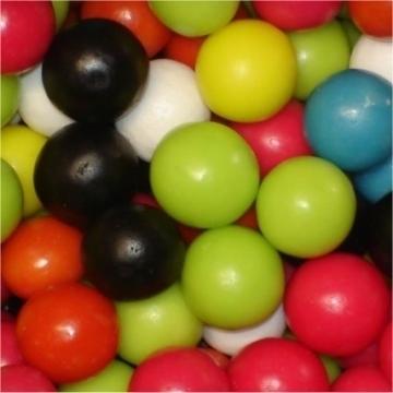Toverballen  per 200 gram