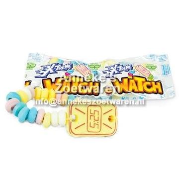 Snoep Horloge, Verpakt, 14 gr