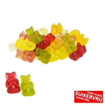 Gummibärchen, ZuckerFrei  per 100 gram