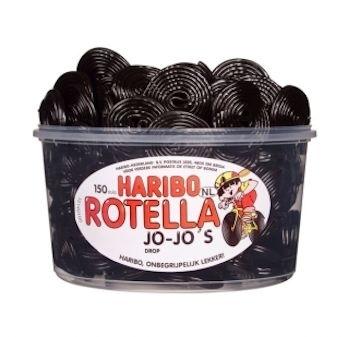 Rotella Drop, JoJo