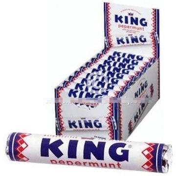 King Pfefferminzrolle