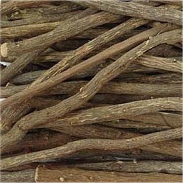 Lakritz-Holz zum Kauen