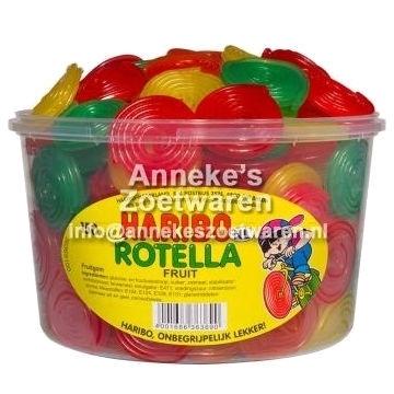 Schnecken Fruchtgummi, Rotella