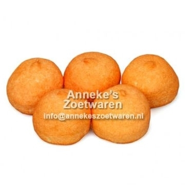 Speckballons, Oranje  per stuk