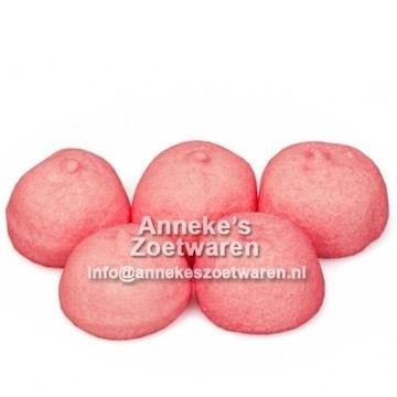 Spekbollen, Roze  per stuk