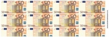 Blikwikkel Geld nr2  per stuk